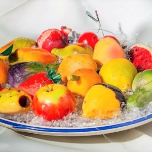 Frutta di Martorana o Pasta Reale