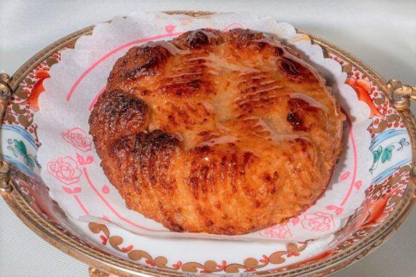 Tortina Paradiso o tortina alle mandorle