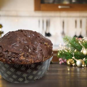 Panettone Artigianale al Cioccolato